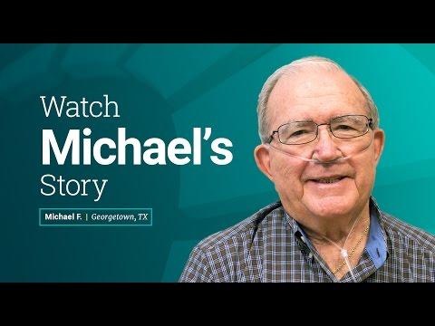 COPD and Asthma Stem Cell Therapy Review | Michael's Story