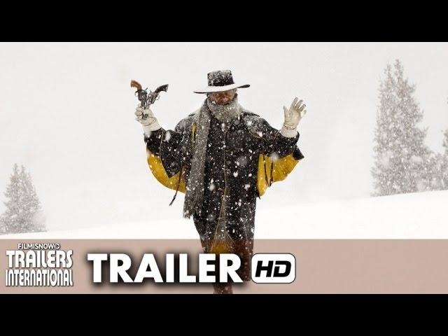 Os Oito Odiados Trailer Oficial Legendado (2016) - Quentin Tarantino [HD]