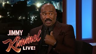 Steve Harvey is a Terrible Babysitter