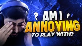 Yassuo | AM I ANNOYING TO PLAY WITH?!?
