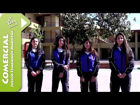 Comercial XX Juegos Femeninos Maristas - Los Andes 2014