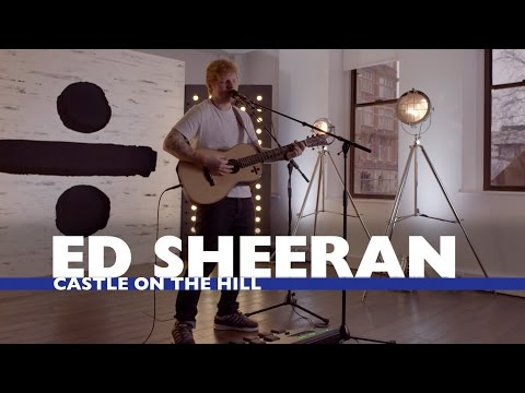 Ed Sheeran - 'Castle On The Hill' (Capital Live Session)
