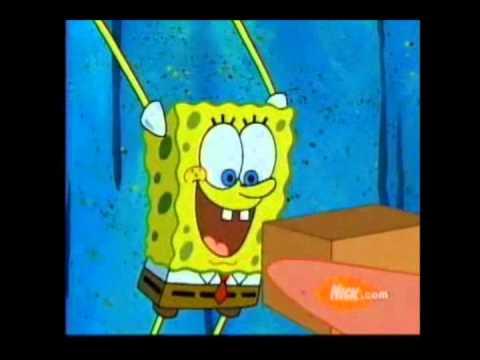 Spongebob Secret Box Spoof (Original) - YouTube