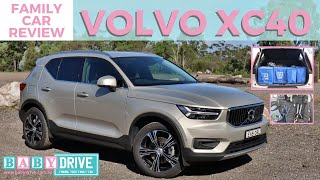Family car review: Volvo XC40 Inscription 2019