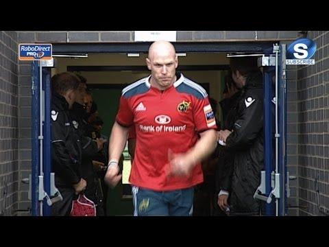 Edinburgh v Munster - Full Match Report 3rd May 2014