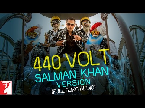 440 Volt - Full Song Audio | Salman Khan Version | Sultan