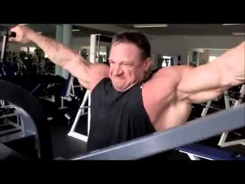 Bodybuilding Markus Ruhl Motivation 2013