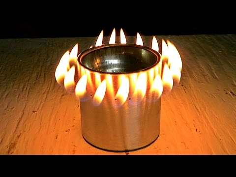 3 Alcohol Stoves Test and Review