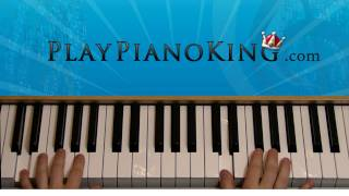 Beyonce Halo Piano Tutorial Lesson chords