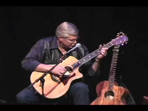 Guitarist Christopher Dean in Concert