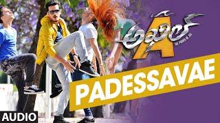 Download Padessavae || Akhil-The Power Of Jua || AkhilAkkineni,Sayesha 3Gp Mp4