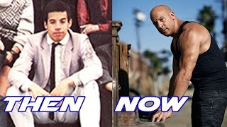 Cast of the Fast and Furious Franchise - Then and Now (2017)