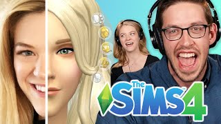 Keith Challenges Fans To A Try Guy Face Off • The Sims 4