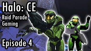 Raid Parade Gaming - Let's Play: Halo Combat Evolved - Part 4