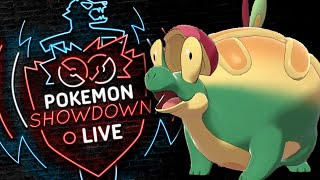 Enter APPLETUN! Pokemon Sword and Shield! Appletun Pokemon Showdown Live!
