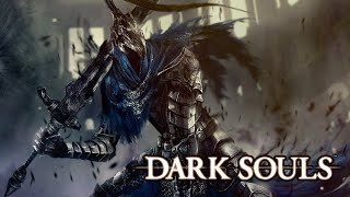Dark Souls Remasterd #061 - BOSS : ARTORIAS OF THE ABYSS [BLIND] [KOOP] [TWITCH]