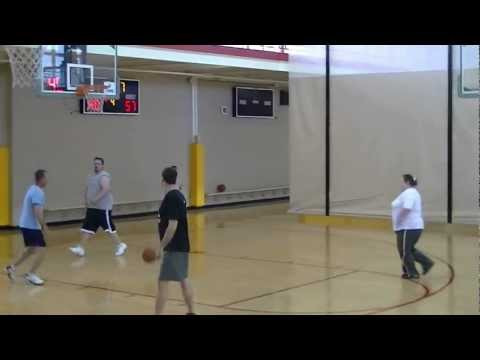 Strother High School Alumni Basketball Game 2012, Part 4