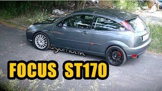 Ford Focus ST170 2003r. (T#20)