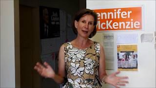 Jennifer McKenzie (NDP) – Priorities