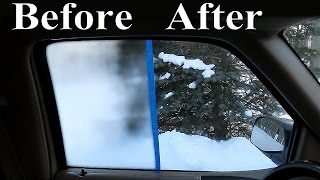How to Stop Car Windows from Steaming Up