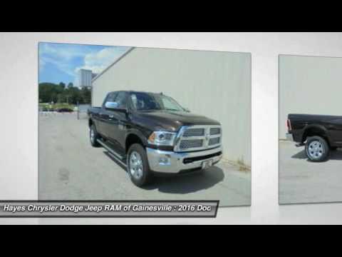 2016 Dodge Ram 2500 Gainesville GA G639397