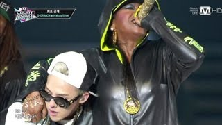 G-DRAGON_0829_M Countdown K-CON in LA_늴리리야 (ft. Missy Elliott)