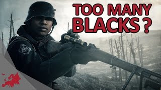 Too Many Black Soldiers in Battlefield 1? A Look at History