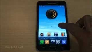 Galaxy Note - MIUI V4 ICS ROM Review - Cursed4Eva