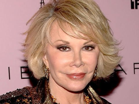 Joan Rivers Dead At 81 - What Happened and Remembering Her