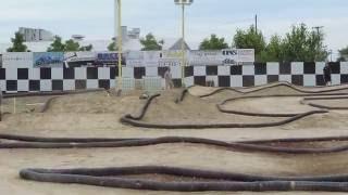 1/8 E Buggy Heat 2 Group 4 Jax Trax RC Raceway 7-2-2016