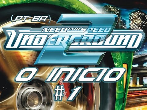 Need for Speed underground 2 O inicio