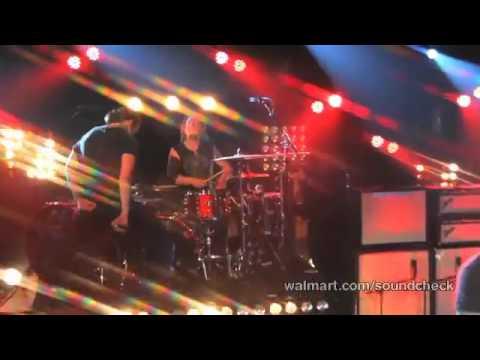Shinedown - Sound Of Madness (Walmart Soundcheck) (Live) (HD)