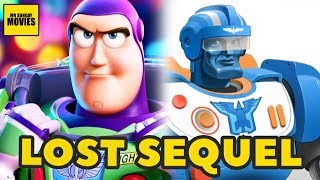 The Lost Toy Story Sequel