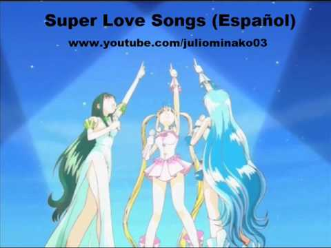 Mermaid Melody Pichi Pichi Pitch - Super Love Songs (canción Completa En Español) video