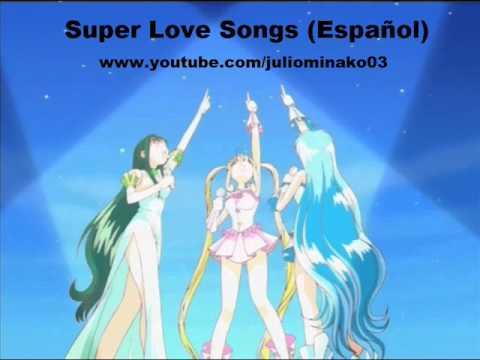 Mermaid Melody Pichi Pichi Pitch - Super Love Songs (canción Completa En Español) video