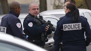 CHOC DOC HD 2017 **Périphérique parisien ,la police en action **