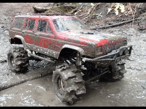 RC ADVENTURES - MORE MUD!