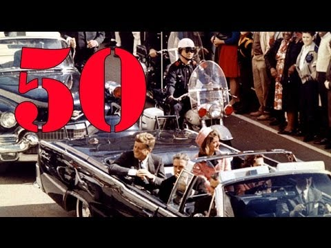 Kennedy Assassination 50th anniversary