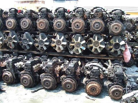 วิธีเลือกซื้อเครื่องยนต์มือสองจากเชียงกง - อุปกรณ์รถยนต์ | Car of Know
