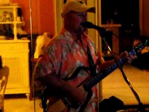 Blame it on Buffett- Kelly McGuire (House Concert Naples FL 4/7/11)