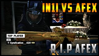 N1 vs AFEX (Domination)  R.I.P AFEX