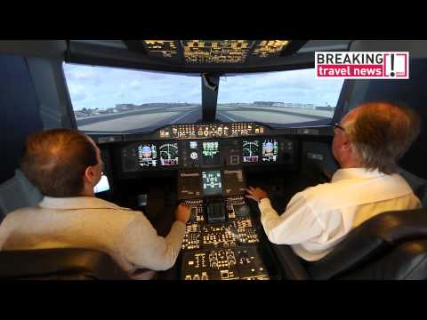 The Emirates A380 Experience takes off at Dubai Mall