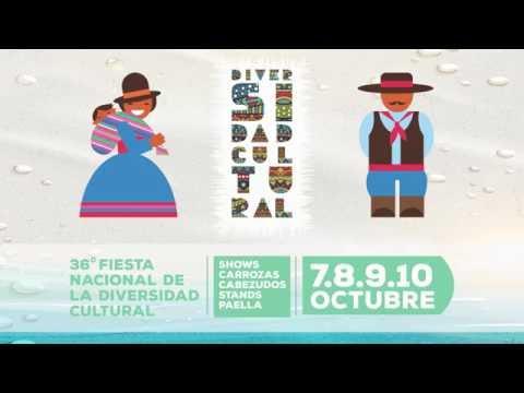 36ª Fiesta Nacional de la Diversidad Cultural