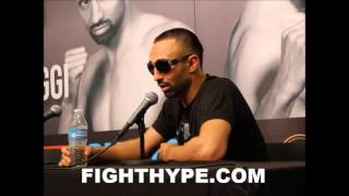 PAULIE MALIGNAGGI ANALYZES DANNY GARCIA'S PERFORMANCE IN HIS DEBUT AT 147
