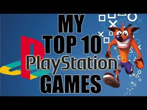 Top 10 PS1 Games