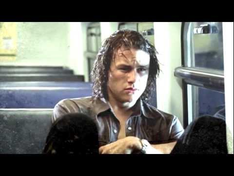 Heath Ledger.  Hurt