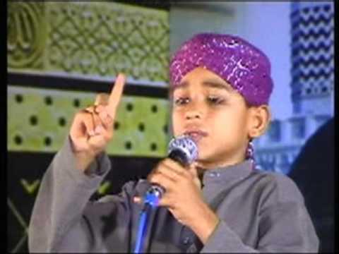 Farhan Ali Qadri Latest Naat video