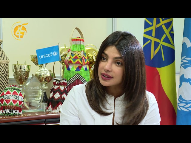 Interview With Actress Priyanka Chopra