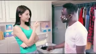How #Racist Can A Chinese Detergent Commercial Get?