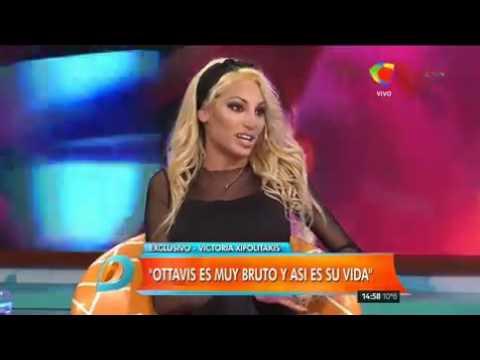 Vicky Xipolitakis contó los secretos de su separación de Ottavis
